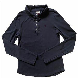 Tommy Hilfiger Boys Long Sleeves Polo Shirt XL